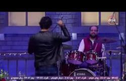ده كلام - دخول كوميدي للفنان / حسن الرداد مع سالي شاهين في بداية اللقاء