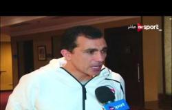 مساء الأنوار: لقاء خاص مع أسامة نبية المدرب العام لمنتخب مصر عقب مباراة توجو
