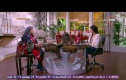 8 الصبح - مصممة الحلي التراثية شيماء مصطفى تتحدث عن صناعة الحلي وكيفة الحفاظ عليها