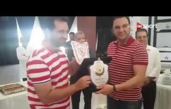 مساء الأنوار: متابعة أخر أخبار بعثة الزمالك فى تونس استعدادا لمباراة أهلى طرابلس