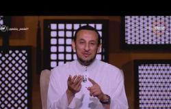 الشيخ رمضان عبدالمعز: ماقدرش أعمل شيخ قدام أمى