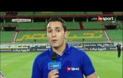 ستاد مصر: تصريحات وليد هويدي - مدير الكرة بفريق مصر للمقاصة قبل مواجهة النادي الأهلي