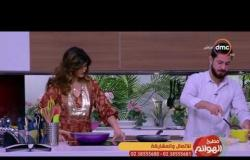 مطبخ الهوانم - حلقة 18 رمضان مع الشيف عمر السوري ونهى عبد العزيز - حلقة الثلاثاء 13-6-2017