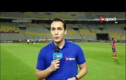 ستاد مصر - أجواء ماقبل مباراة المصري وبتروجيت ضمن منافسات الجولة الـ 31 من الدوري الممتاز