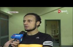 ستاد مصر: لقاءات مع لاعبي بتروجيت عقب الهزيمة من الزمالك