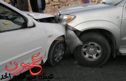 إصابة حكمدار القاهرة فى حادث
