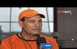 خاص مع سيف: رأي فكري صالح - مدرب حراس مرمى دجلة في انتقال عبد المنصف لصفوف الفريق