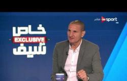 خاص مع سيف -  طارق سليمان : فضلت الاستمرار مع الأهلي بالرغم من عرض المنتخب