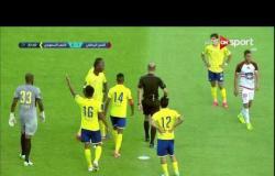 ستاد العرب - هل تتفق مع قرار الحكم .. هل هذه ضربة جزاء صحيحة ! .. من مباراة الفتح الرباطي VS النصر