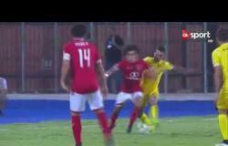 ستاد العرب - التحليل الفني للشوط الأول من مباراة الأهلي ونصر حسين داي