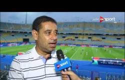 صباحك عربي: لقاء مع محمد عسر رئيس بعثة نادي العهد اللبناني بالبطولة العربية
