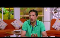 """8 الصبح - أحمد حسن دروجبا: أتمنى ان اصبح مثل """" إيهاب جلال """" وهو أحسن مدرب في مصر"""