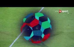 ستاد العرب - نصر حسين داي يحرز الهدف الأول في مرمي النادي الأهلي - البطولة العربية