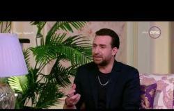 """السفيرة عزيزة - نضال الشافعي - يتحدث عن فيلمه """" عمر الأزرق """""""