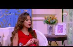"""السفيرة عزيزة - هبه عبد العزيز - تتحدث عن سبب أختيارها لفيلم """" عمر الأزرق """""""