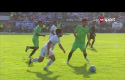 """مهارات لاعب الزوراء """"حسين علي"""" وسط 3 لاعبين من نفط الوسط"""