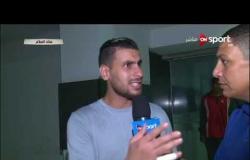 ستاد مصر - لقاء مع المدرب العام للمقاصة وأحمد مسعود حارس الفريق عقب الهزيمة من الإنتاج