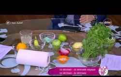 السفيرة عزيزة - نصيحة د/ عبد الهادي مصباح لتقوية المناعة عند الأطفال