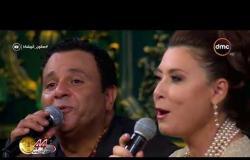 """صالون أنوشكا -  ديو غنائي رائع """" محمد فؤاد """" و """" أنوشكا """" يبدعون فى أغنية """" حلوة يابلدي """""""