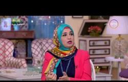 السفيرة عزيزة - نصيحة د/ هبة عصام الدين لأصحاب ربطات الحجاب الإسبنش للحفاظ على الرقبة