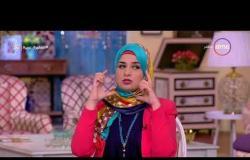 السفيرة عزيزة - د/ هبة عصام الدين - توضح خطورة ربطات الحجاب الإسبنش على الرقبة