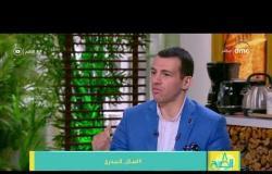 8 الصبح - كابتن / حسام البدري : الجمهور صاحب الفضل الأول والأخير على النادي الأهلي