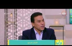 8 الصبح - حسام البدري : أوقات فاعلية أبو تريكة إنتهت وهذه سنة الحياة لكن فاعلية عماد متعب لم تنتهي