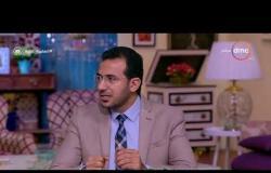 السفيرة عزيزة - د/ هشام الوصيف - يوضح الفرق بين الفيتامينات و المعادن اللي في الجسم