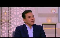 8 الصبح - كابتن / حسام البدري : متفائل بالفوز على النجم الساحلي