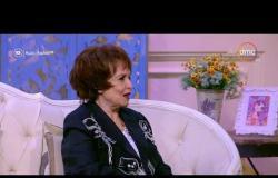 """السفيرة عزيزة - سميرة أحمد """" أنا بشكر الرئيس عبد الفتاح السيسي لانه يقدر المرأة """""""