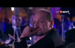 """حفل تكريم المنتخب - كلمة محمد كامل رئيس شركة """"بريزنتيشن"""" وتأثره في حفل تكريم المنتخب"""