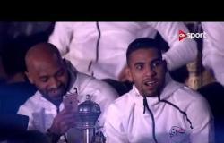 حفل تكريم المنتخب - أغنية خالد منصور وشادي ألفونس للمنتخب الوطني بمناسبة الصعود للمونديال