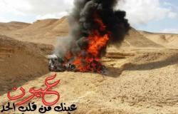 بالصور| المتحدث العسكري: مقتل تكفيري وضبط 3 آخرين بوسط سيناء