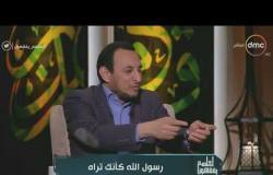 لعلهم يفقهون - الشيخان عبد المعز وعبد الرازق يوضحان الفرق بين النبي محمد وباقي الأنبياء