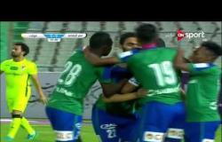 محمد مسعد يحرز الهدف الاول لفريق مصر للمقاصة فى الدقيقة 2 من عمر الشوط الاول
