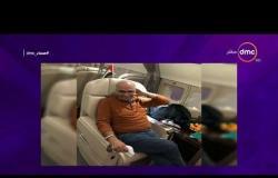 مساء dmc - | وصول الفريق أحمد شفيق على طائرة خاصة .. واتجاهه لأحد فنادق القاهرة |