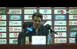 ستاد مصر - المؤتمر الصحفي لإيهاب جلال مدرب إنبي عقب الخسارة من الأهلي بالجولة الـ 12 من الدوري