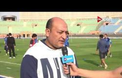 خاص مع سيف - استعدادات فريق حرس الحدود لمواجهة الزمالك في كأس مصر