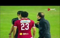 ستاد مصر - إنفعال سيد عبد الحفيظ عقب تعادل الأهلي مع طنطا بسبب أخطاء التحكيم