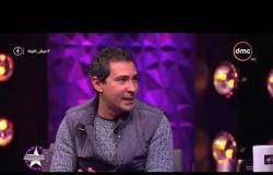 عيش الليلة - فاصل من الكوميديا مع الزئبقي محمد بركات .. ( زعل مراته قبل الماتش )