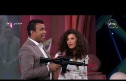 """تعشبشاي - """"لعبة النشان"""" مع النجم الشعبي محمود الليثي و الجميلة غادة عادل"""