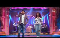 """تعشبشاي - النجم الشعبي محمود الليثي يبدع ويتألق في أغنية """"بونبوناية"""" مع غادة عادل"""