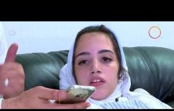 مساء dmc - يارا أحمد .. طالبة بحقوق عين شمس ترفض كليتها امتحانها بنظام الدمج رغم الإعاقة