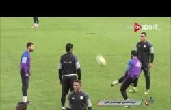السوبر المصرى 2018 - تدريبات الأهلي والمصري بالعين