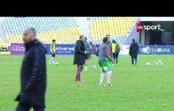 ستاد مصر - تشكيل فريقى الاتحاد والنصر لمباراتهم معاً