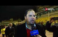ستاد مصر - لقاء مع محمد عودة مدرب المقاولون ومحمد عادل المشرف العام للفريق عقب الفوز على الإسماعيلي