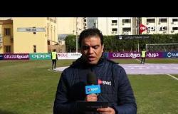 ستاد مصر - أجواء ما قبل لقاء سموحة وطنطا ضمن مباريات الأسبوع الـ 19 من مسابقة الدورى المصرى