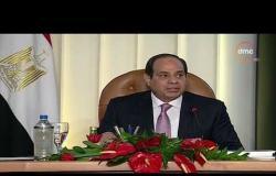 الأخبار - السيسي: لو لم يتحمل المصريون قراراتنا الصعبة كنا سنجري انتخابات رئاسية مبكرة