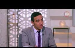8 الصبح - د. محمود زكريا : دور مصر الإقليمي ومساعدة اللاجئين السوريين