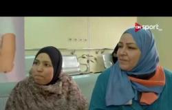مساء الأنوار - ردود أفعال المسئولين والمرضى بمستشفى بهية عقب زيارة الجهاز الفني لمنتخب مصر